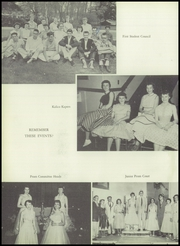 Page 14, 1956 Edition, West Valley High School - Eagle Yearbook (Spokane, WA) online yearbook collection
