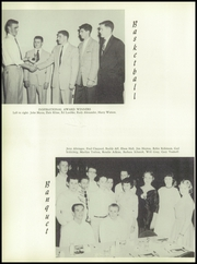 Page 12, 1957 Edition, West Valley High School - Eagle Yearbook (Spokane, WA) online yearbook collection