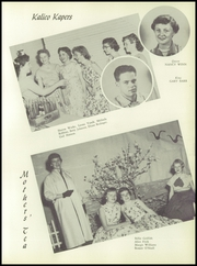 Page 17, 1957 Edition, West Valley High School - Eagle Yearbook (Spokane, WA) online yearbook collection