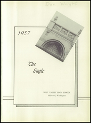 Page 5, 1957 Edition, West Valley High School - Eagle Yearbook (Spokane, WA) online yearbook collection
