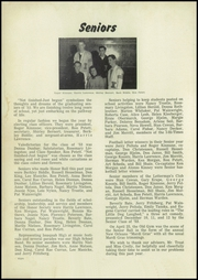 Page 12, 1953 Edition, Issaquah High School - Sammamish Yearbook (Issaquah, WA) online yearbook collection