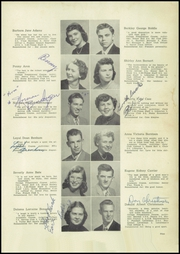 Page 13, 1953 Edition, Issaquah High School - Sammamish Yearbook (Issaquah, WA) online yearbook collection
