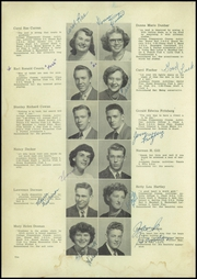 Page 14, 1953 Edition, Issaquah High School - Sammamish Yearbook (Issaquah, WA) online yearbook collection