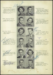 Page 15, 1953 Edition, Issaquah High School - Sammamish Yearbook (Issaquah, WA) online yearbook collection