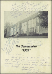 Page 5, 1953 Edition, Issaquah High School - Sammamish Yearbook (Issaquah, WA) online yearbook collection