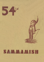 Page 1, 1954 Edition, Issaquah High School - Sammamish Yearbook (Issaquah, WA) online yearbook collection