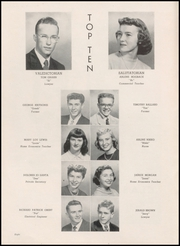 Page 12, 1954 Edition, Issaquah High School - Sammamish Yearbook (Issaquah, WA) online yearbook collection