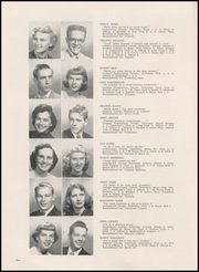 Page 14, 1954 Edition, Issaquah High School - Sammamish Yearbook (Issaquah, WA) online yearbook collection