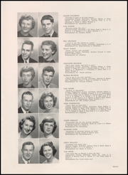 Page 15, 1954 Edition, Issaquah High School - Sammamish Yearbook (Issaquah, WA) online yearbook collection