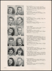 Page 16, 1954 Edition, Issaquah High School - Sammamish Yearbook (Issaquah, WA) online yearbook collection