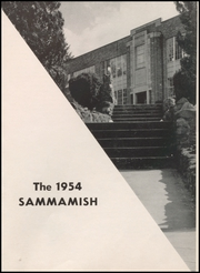Page 5, 1954 Edition, Issaquah High School - Sammamish Yearbook (Issaquah, WA) online yearbook collection