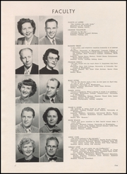 Page 9, 1954 Edition, Issaquah High School - Sammamish Yearbook (Issaquah, WA) online yearbook collection