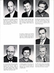 Page 17, 1962 Edition, Issaquah High School - Sammamish Yearbook (Issaquah, WA) online yearbook collection