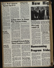 Page 2, 1962 Edition, Issaquah High School - Sammamish Yearbook (Issaquah, WA) online yearbook collection
