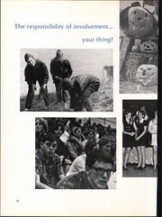 Page 16, 1970 Edition, Hazen High School - Lonach Yearbook (Renton, WA) online yearbook collection