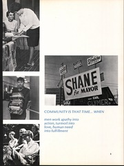 Page 9, 1970 Edition, Hazen High School - Lonach Yearbook (Renton, WA) online yearbook collection
