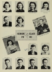 Page 16, 1941 Edition, Clover Park High School - Klahowya Yearbook (Tacoma, WA) online yearbook collection