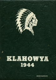 Clover Park High School - Klahowya Yearbook (Tacoma, WA) online yearbook collection, 1944 Edition, Page 1