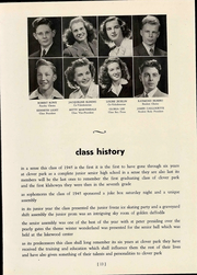 Page 19, 1945 Edition, Clover Park High School - Klahowya Yearbook (Tacoma, WA) online yearbook collection