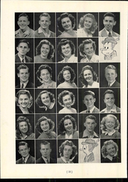 Page 24, 1945 Edition, Clover Park High School - Klahowya Yearbook (Tacoma, WA) online yearbook collection