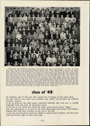Page 36, 1945 Edition, Clover Park High School - Klahowya Yearbook (Tacoma, WA) online yearbook collection