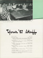 Page 10, 1947 Edition, Clover Park High School - Klahowya Yearbook (Tacoma, WA) online yearbook collection