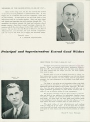 Page 11, 1947 Edition, Clover Park High School - Klahowya Yearbook (Tacoma, WA) online yearbook collection