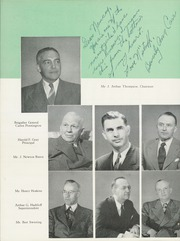 Page 8, 1947 Edition, Clover Park High School - Klahowya Yearbook (Tacoma, WA) online yearbook collection