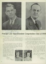 Page 12, 1949 Edition, Clover Park High School - Klahowya Yearbook (Tacoma, WA) online yearbook collection