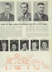 Page 13, 1949 Edition, Clover Park High School - Klahowya Yearbook (Tacoma, WA) online yearbook collection