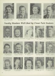 Page 14, 1949 Edition, Clover Park High School - Klahowya Yearbook (Tacoma, WA) online yearbook collection