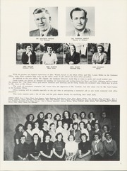 Page 11, 1951 Edition, Clover Park High School - Klahowya Yearbook (Tacoma, WA) online yearbook collection