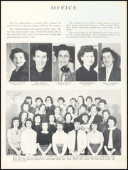 Page 10, 1954 Edition, Clover Park High School - Klahowya Yearbook (Tacoma, WA) online yearbook collection