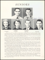 Page 16, 1954 Edition, Clover Park High School - Klahowya Yearbook (Tacoma, WA) online yearbook collection