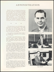 Page 9, 1954 Edition, Clover Park High School - Klahowya Yearbook (Tacoma, WA) online yearbook collection