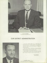 Page 10, 1960 Edition, Clover Park High School - Klahowya Yearbook (Tacoma, WA) online yearbook collection