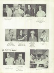 Page 15, 1960 Edition, Clover Park High School - Klahowya Yearbook (Tacoma, WA) online yearbook collection
