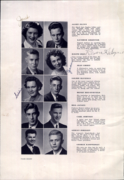 Page 10, 1944 Edition, Lynden High School - Simba Yearbook (Lynden, WA) online yearbook collection
