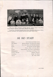 Page 5, 1944 Edition, Lynden High School - Simba Yearbook (Lynden, WA) online yearbook collection