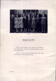 Page 6, 1944 Edition, Lynden High School - Simba Yearbook (Lynden, WA) online yearbook collection