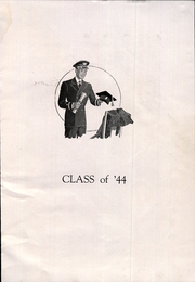 Page 7, 1944 Edition, Lynden High School - Simba Yearbook (Lynden, WA) online yearbook collection
