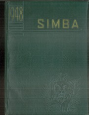 1948 Edition, Lynden High School - Simba Yearbook (Lynden, WA)