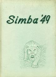 1949 Edition, Lynden High School - Simba Yearbook (Lynden, WA)