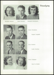 Page 10, 1949 Edition, Lynden High School - Simba Yearbook (Lynden, WA) online yearbook collection