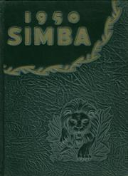 1950 Edition, Lynden High School - Simba Yearbook (Lynden, WA)