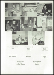 Page 11, 1950 Edition, Lynden High School - Simba Yearbook (Lynden, WA) online yearbook collection