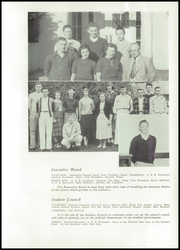 Page 9, 1950 Edition, Lynden High School - Simba Yearbook (Lynden, WA) online yearbook collection