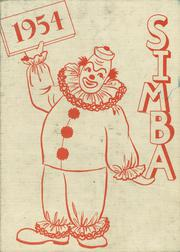 1954 Edition, Lynden High School - Simba Yearbook (Lynden, WA)