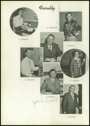 Page 22, 1954 Edition, Lynden High School - Simba Yearbook (Lynden, WA) online yearbook collection
