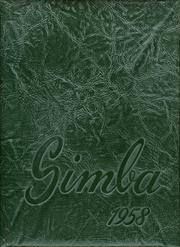 1958 Edition, Lynden High School - Simba Yearbook (Lynden, WA)